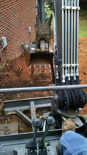 Foundation Repair, Water Intrusion, Grading & Landscaping